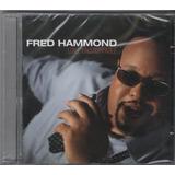 Cd Fred Hammond Love Unstoppable 2011 Sony Music Lacrado