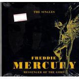 Cd Freddie Mercury   Messenger Of The Gods   The Singles