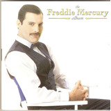 Cd Freddie Mercury   The Album   Semi Novo