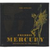Cd Freddie Mercury   The Singles Messenger Of The Goods Dupl