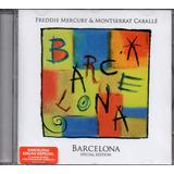 Cd Freddie Mercury And Montserrat Caballé   Barcelona   Jbm