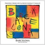 Cd Freddie Mercury Barcelona Special Edition   Queen
