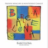 Cd Freddie Mercury E Montserrat Caballé   Barcelona