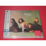 Cd Free Fire And Water Mqa Uhq Cd Japones Japan Japao Import