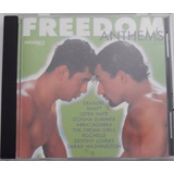 Cd Freedom Anthems Ultra Nate Rochelle Paradoxx Impecável