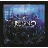 Cd Fresno   15 Anos Ao Vivo