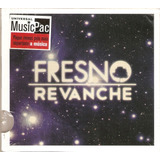 Cd Fresno   Revanche   Digipack   Novo