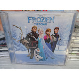 Cd Frozen The Songs