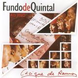 Cd Fundo De Quintal   Gravado Ao Vivo No Cacique De Ramos