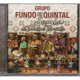 Cd Fundo De Quintal   Samba De Todos Os Tempos