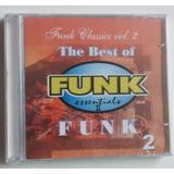 Cd Funk Essentials 2 George Clinton Kurtis Blow Raridade