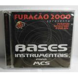 Cd Furacão 2000 Bases Instrumentais Mcs Lacrado Tenho Outros