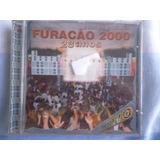 Cd Furacão 2000 O Som Das Popozudas 28 Anos Original Lacrado