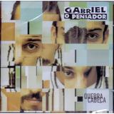 Cd Gabriel O Pensador   Quebra Cabeça
