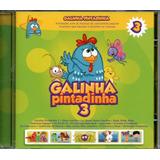 Cd Galinha Pintadinha 3