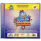 Cd Galinha Pintadinha 4   Original Novo Lacrado