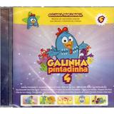 Cd Galinha Pintadinha 4 Original Lacrado