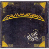 Cd Gammaray   Alive 95   Novo