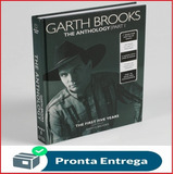 Cd Garth Brooks Anthology 5cds Lacrado Livro 240pg Deluxe