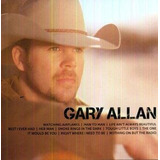 Cd Gary Allan Icon