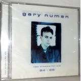 Cd Gary Numan   New Dreams For Old   84:98   Promoção