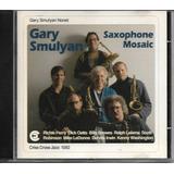 Cd Gary Smulyan Saxophone Mosaic