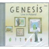 Cd Genesis   Live In Poland   Cd 2
