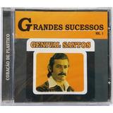 Cd Genival Santos   Grandes Sucessos Vol 1