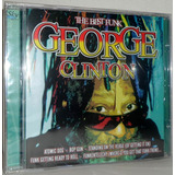 Cd George Clinton   The Best Funk