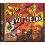 Cd George Clinton Bag O Funk Importado Parliament Funkadelic
