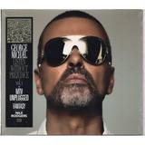 Cd George Michael Listen Without Prejudice Vol 1 Mtv Unplugg
