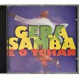 Cd Gera Samba É O Tchan 1995 Polydor   C5