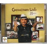Cd Geraldinho Lins 20 Anos