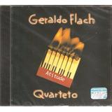 Cd Geraldo Flach Quarteto Atitude  homenagem Astor Piazzolla