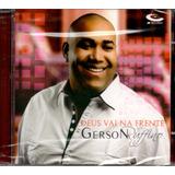 Cd Gerson  Rufino   Deus Vai Na Frente