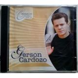 Cd Gerson Cardozo    Seleção De Ouro