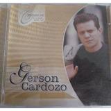 Cd Gerson Cardozo Seleçao De Ouro Line Records