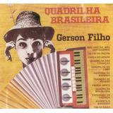 Cd Gerson Filho   Quadrilha Brasileira