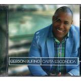 Cd Gerson Rufino   Carta Escondida