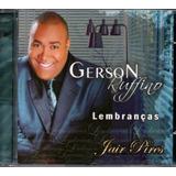 Cd Gerson Rufino   Lembranças