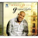 Cd Gerson Rufino   O Amor De Deus