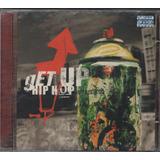 Cd Get Up Hip Hop Feat Nelly Ja Rule D 12 Dmx Bilal Lacrado