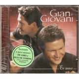 Cd Gian E Giovani   Te Amo