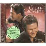 Cd Gian E Giovani Eu Te Amo  Lacrado