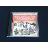 Cd Gilbert And Sullivan   Overtures   raro   Importado