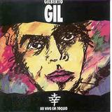Cd Gilberto Gil   Ao Vivo Em Toquio   1987
