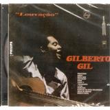 Cd Gilberto Gil   Louvação