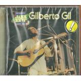 Cd Gilberto Gil Jazz Festival Montreux Remaster 2003 Lacrado