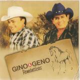 Cd Gino E Geno   Romanticas