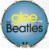 Cd Glee   Sings The Beatles   Novo